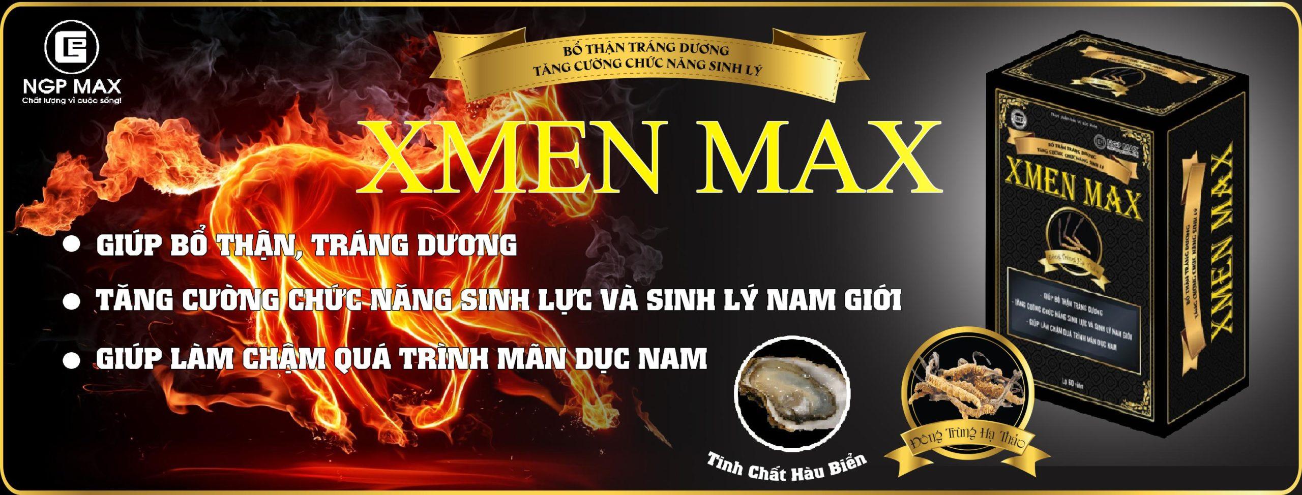 Thực phẩm NGP MAX