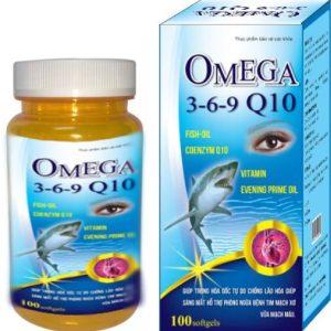 OMEGA 3.6.9 Q10