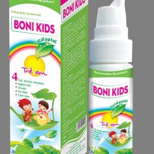 XỊT MŨI BONI KIDS