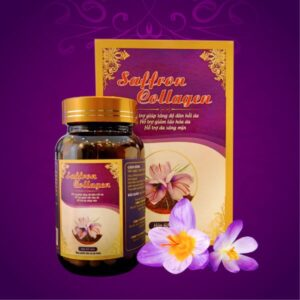 SAFFRON COLLAGEN